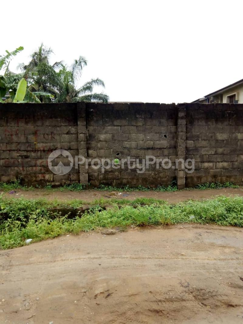 Residential Land Land for sale By living bread, Akesan bustop, off lasu isheri expressway  way, Igando Igando Ikotun/Igando Lagos - 1