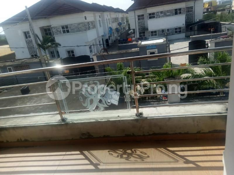 3 bedroom Detached Duplex House for rent Ikota Lekki Lagos - 13