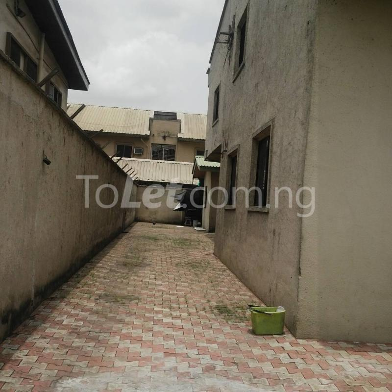 4 bedroom House for sale Abisogun Leigh street OGBA GRA Ogba Lagos - 4