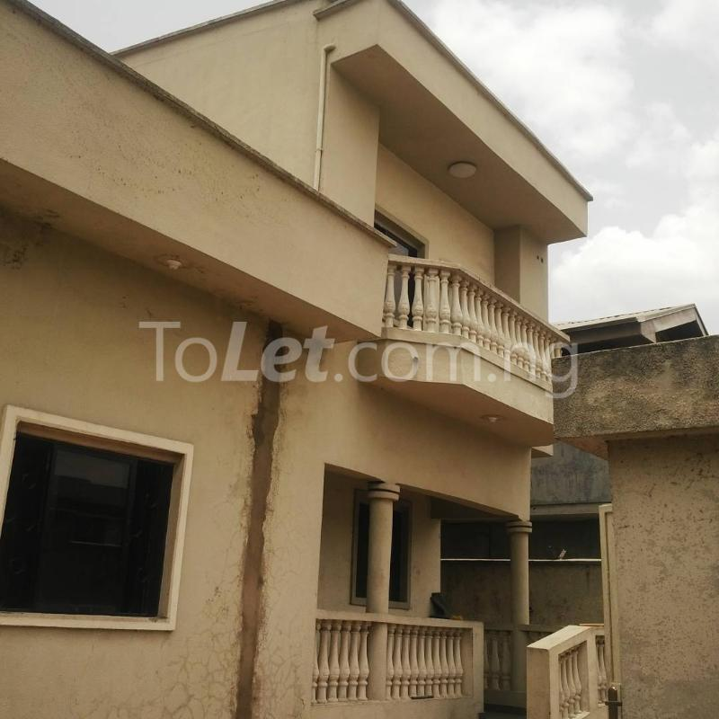 4 bedroom House for sale Abisogun Leigh street OGBA GRA Ogba Lagos - 1