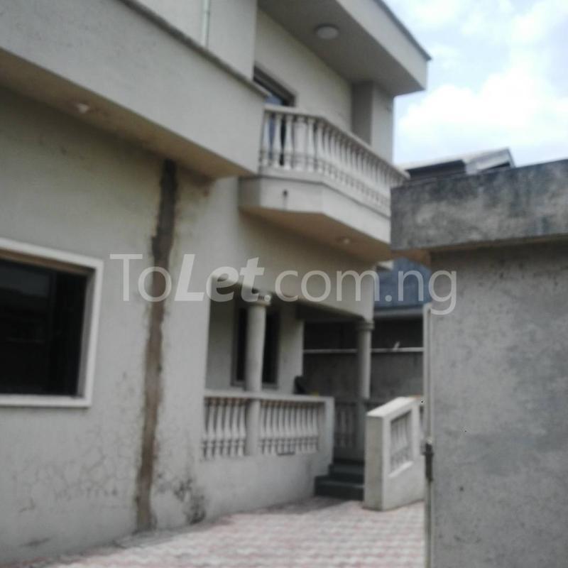 4 bedroom House for sale Abisogun Leigh street OGBA GRA Ogba Lagos - 2