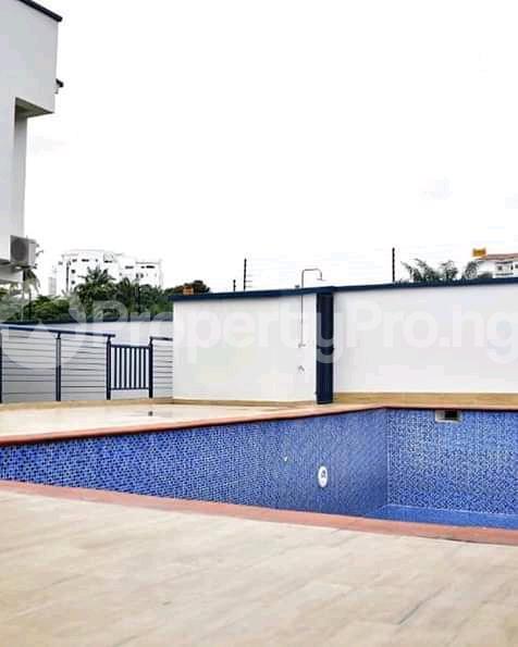 Detached Duplex House for sale Off bourdilon ikoyi Bourdillon Ikoyi Lagos - 8