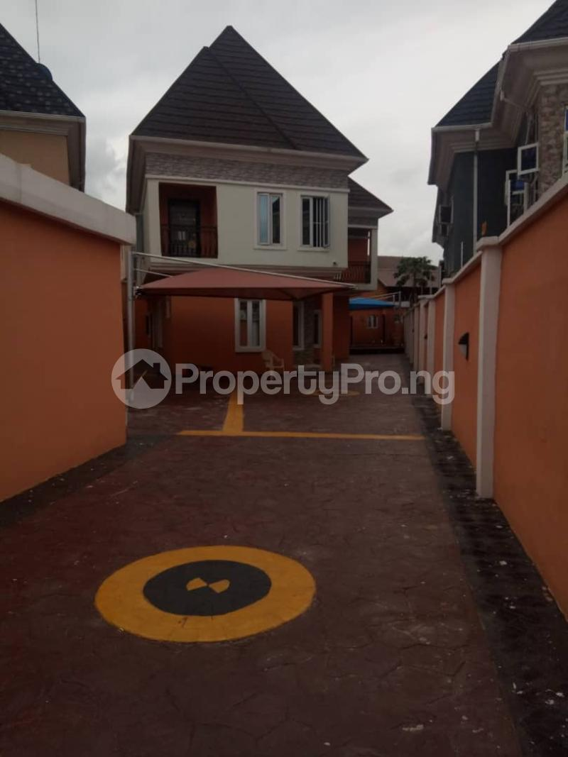 4 bedroom Detached Duplex House for sale Off Emmanuel keshi Magodo GRA Phase 2 Kosofe/Ikosi Lagos - 1