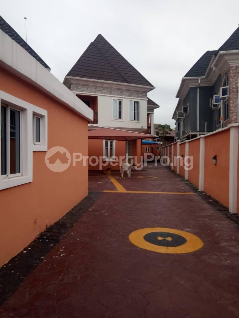 4 bedroom Detached Duplex House for sale Off Emmanuel keshi Magodo GRA Phase 2 Kosofe/Ikosi Lagos - 2