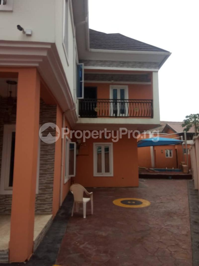 4 bedroom Detached Duplex House for sale Off Emmanuel keshi Magodo GRA Phase 2 Kosofe/Ikosi Lagos - 14