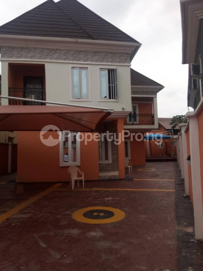 4 bedroom Detached Duplex House for sale Off Emmanuel keshi Magodo GRA Phase 2 Kosofe/Ikosi Lagos - 12