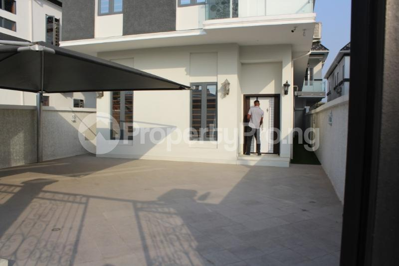5 bedroom Detached Duplex House for sale Chevyview estate chevron Lekki Lagos - 15