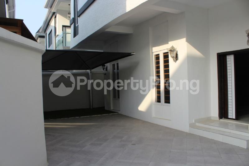 5 bedroom Detached Duplex House for sale Chevyview estate chevron Lekki Lagos - 19