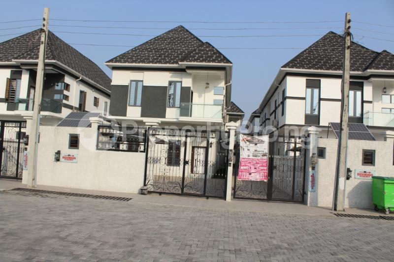 5 bedroom Detached Duplex House for sale Chevyview estate chevron Lekki Lagos - 16