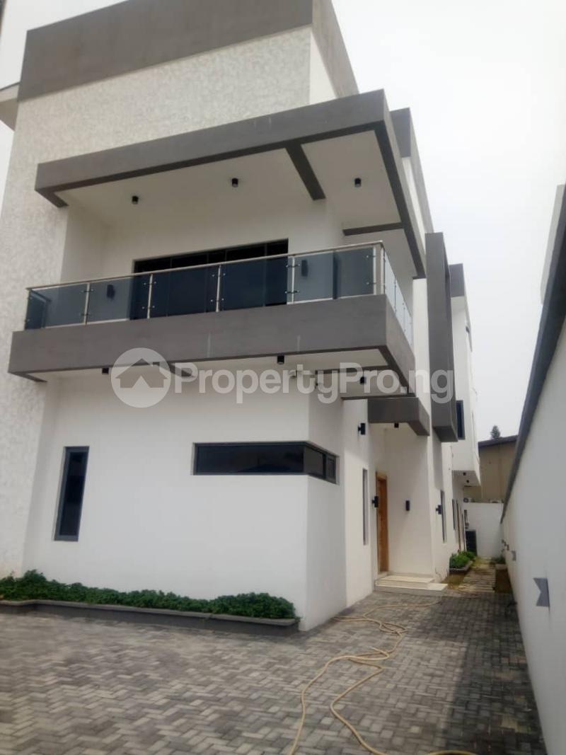 6 bedroom Detached Duplex House for rent --- Lekki Phase 1 Lekki Lagos - 0