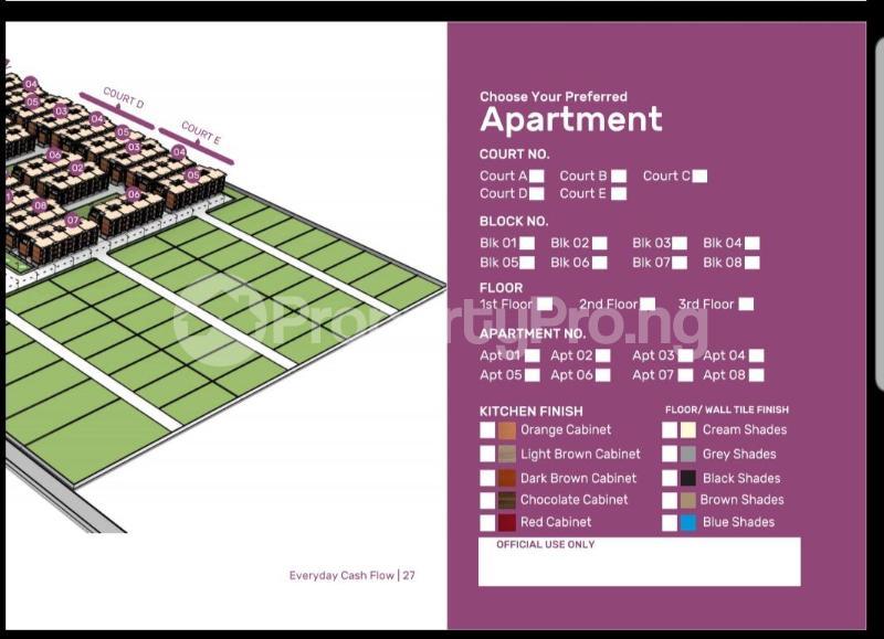 2 bedroom Blocks of Flats House for sale Abijo Sangotedo Lagos - 11