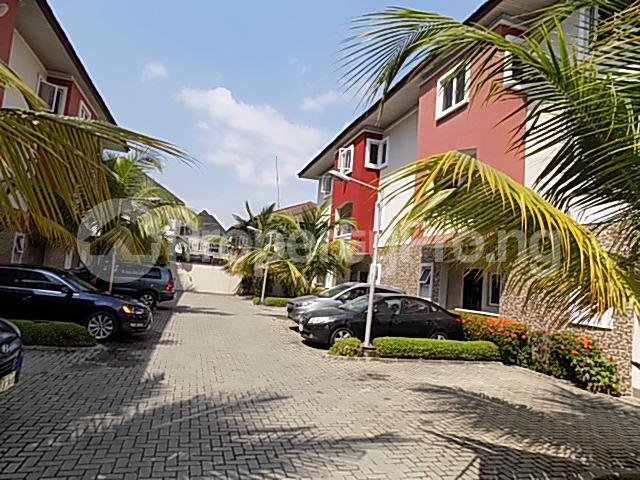 3 bedroom Terraced Duplex House for rent Osapa london Osapa london Lekki Lagos - 15