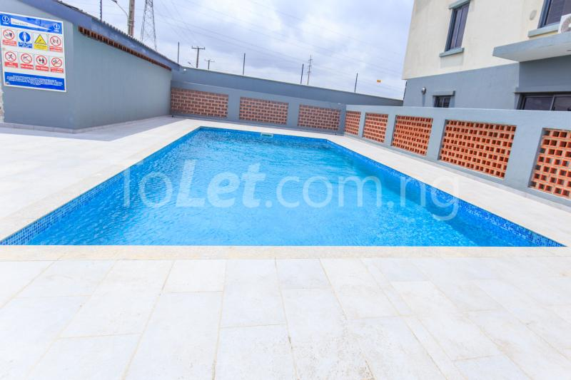 4 bedroom House for sale Elegushi Ikate Lekki Lagos - 4