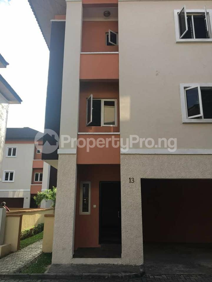 4 bedroom Terraced Duplex House for rent Yetville estate Ikate Ikate Lekki Lagos - 16
