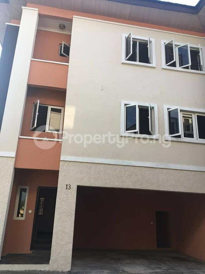 4 bedroom Terraced Duplex House for rent Yetville estate Ikate Ikate Lekki Lagos - 17