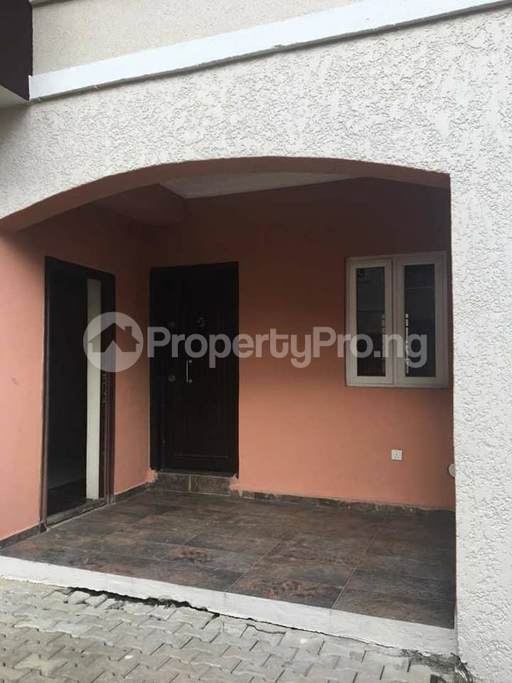 4 bedroom Terraced Duplex House for rent Yetville estate Ikate Ikate Lekki Lagos - 22