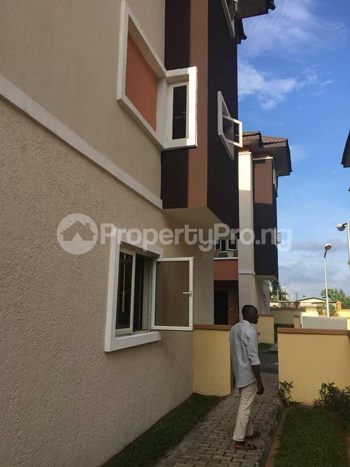 4 bedroom Terraced Duplex House for rent Yetville estate Ikate Ikate Lekki Lagos - 15
