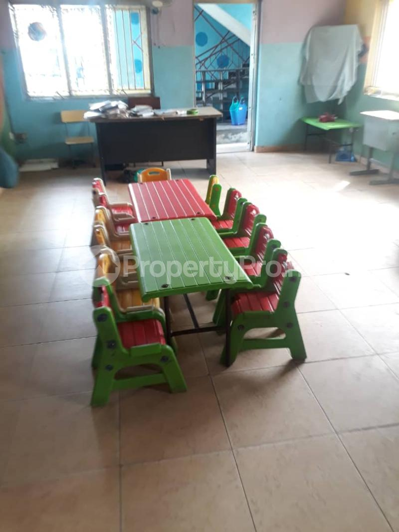 1 bedroom mini flat  School Commercial Property for sale Agege iyanalpaja. orile agege Agege Lagos - 4
