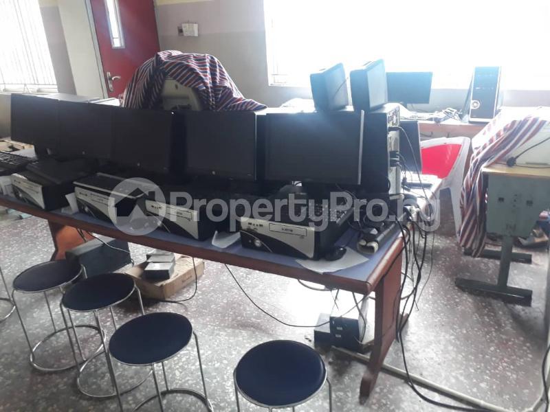 1 bedroom mini flat  School Commercial Property for sale Agege iyanalpaja. orile agege Agege Lagos - 5