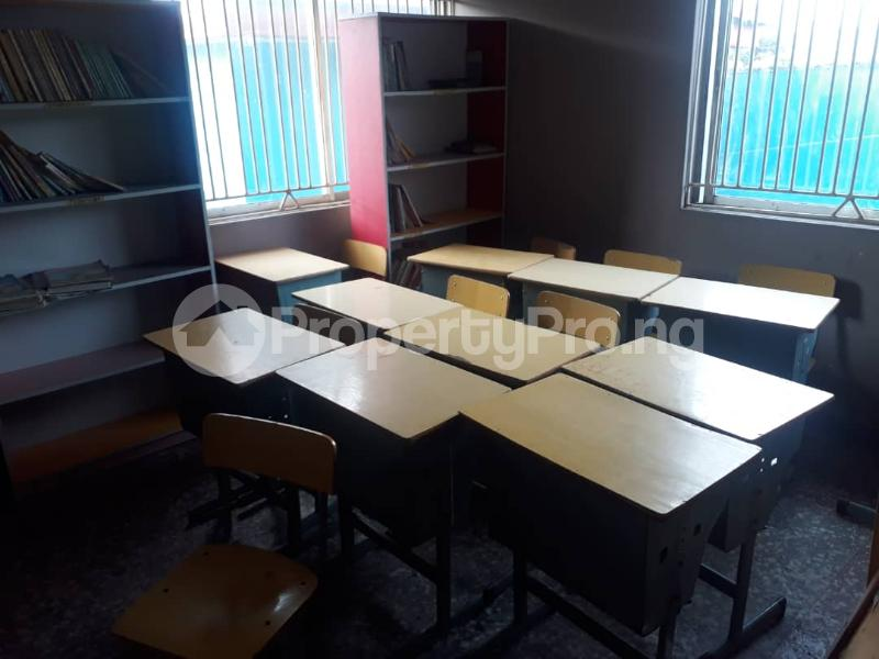 1 bedroom mini flat  School Commercial Property for sale Agege iyanalpaja. orile agege Agege Lagos - 3