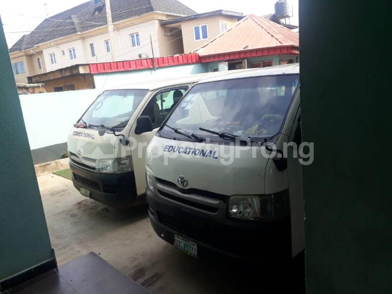 1 bedroom mini flat  School Commercial Property for sale Agege iyanalpaja. orile agege Agege Lagos - 1