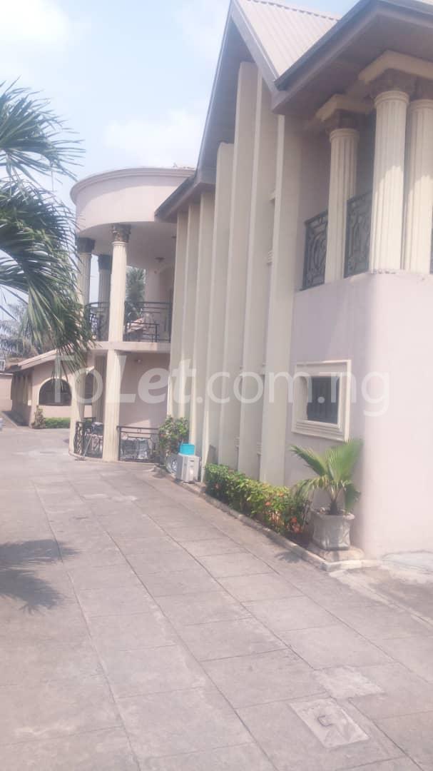10 bedroom House for sale Magodo Phase 2 Ojodu Lagos - 5