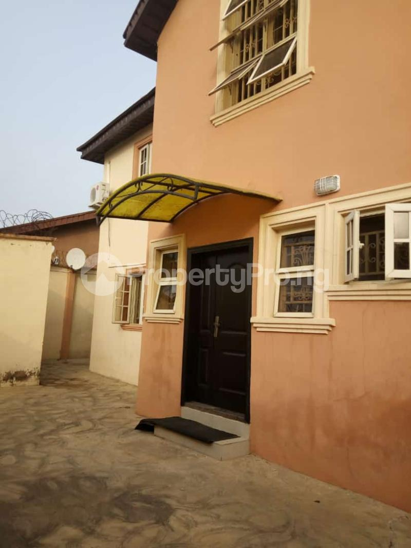 2 bedroom Flat / Apartment for rent heritage estate off akala express ibadan Akala Express Ibadan Oyo - 5