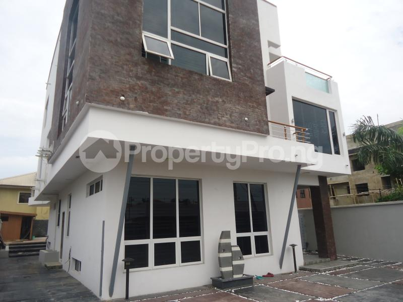 4 bedroom Detached Duplex House for sale Lekki Idado Lekki