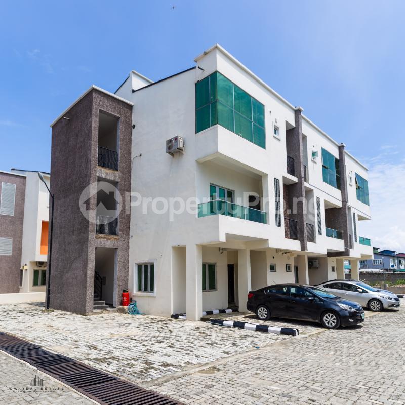 4 bedroom House for rent chevron Lekki Lagos - 1