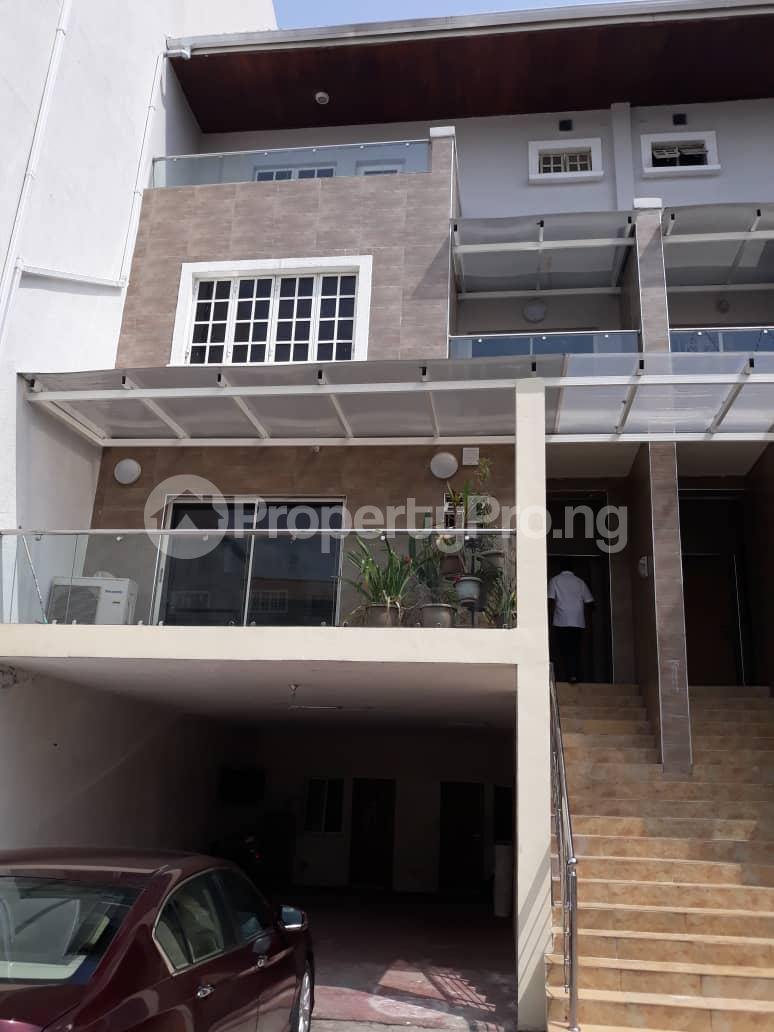 1 bedroom mini flat  Boys Quarters Flat / Apartment for rent Banana Island Banana Island Ikoyi Lagos - 0