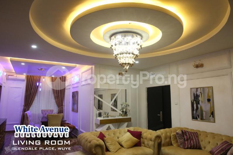 3 bedroom Blocks of Flats House for sale Wuye Abuja - 1