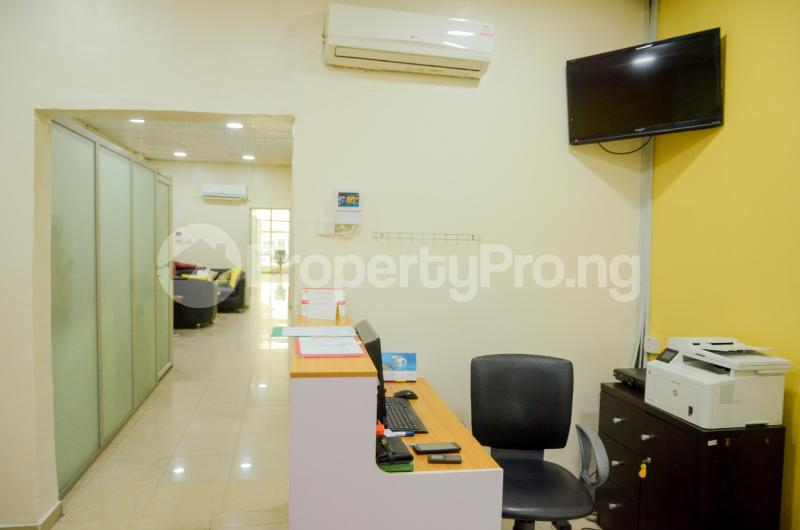 Private Office Co working space for rent 2nd Floor, Garnet Building Igbo-efon Lekki Lagos - 6