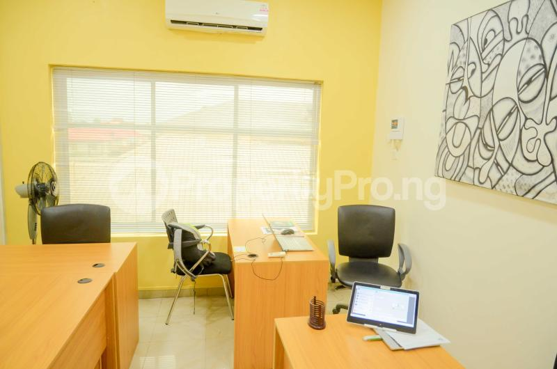 Private Office Co working space for rent 2nd Floor, Garnet Building Igbo-efon Lekki Lagos - 2