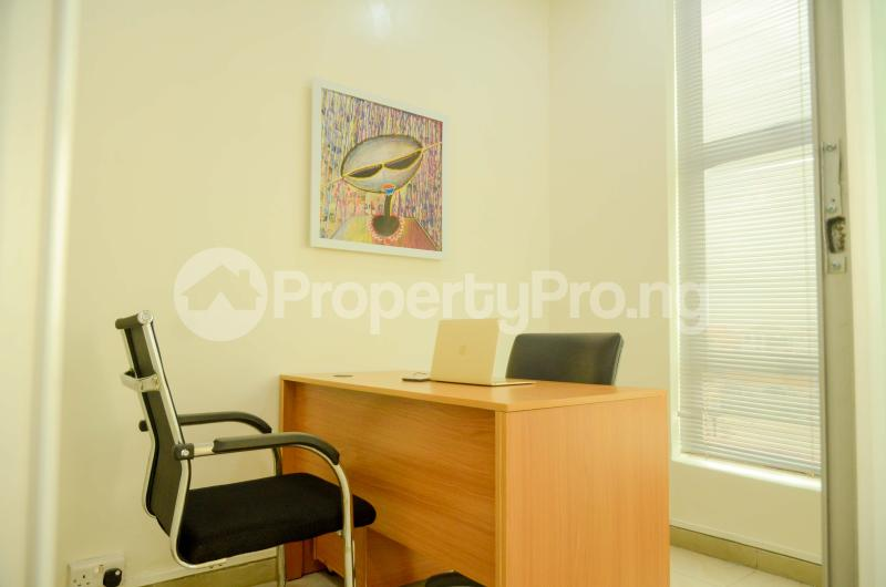 Private Office Co working space for rent 2nd Floor, Garnet Building Igbo-efon Lekki Lagos - 0