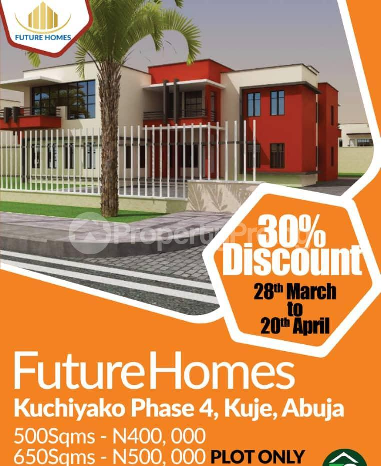 Land for sale - Kuje Abuja - 0