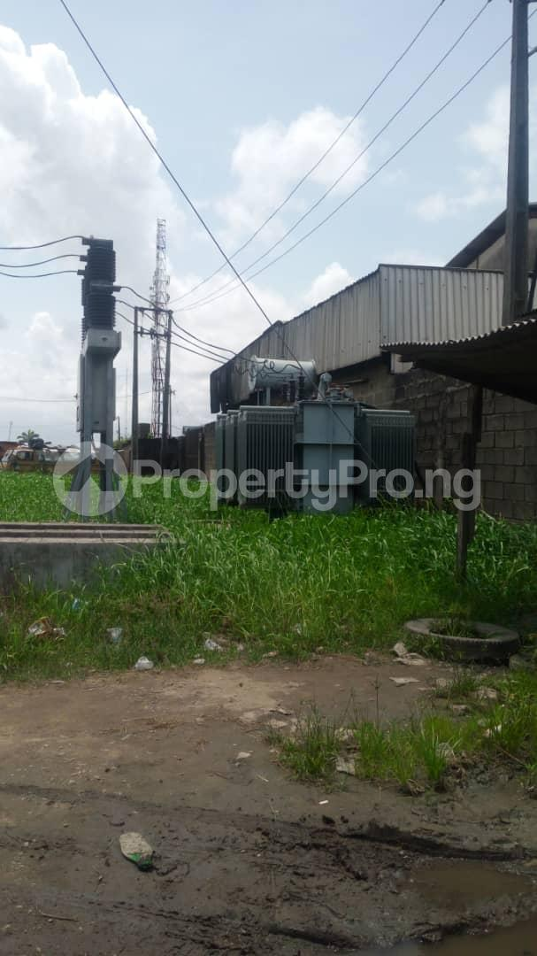 Factory Commercial Property for sale - Amuwo Odofin Lagos - 8