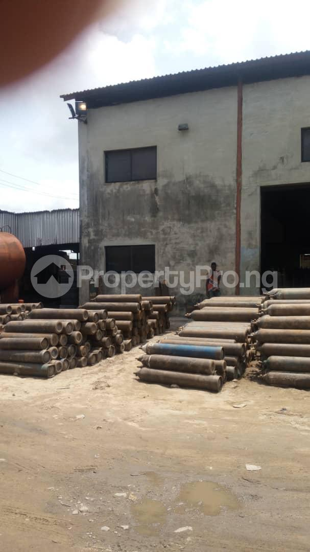 Factory Commercial Property for sale - Amuwo Odofin Lagos - 9