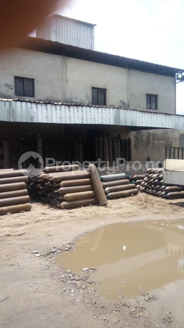 Factory Commercial Property for sale - Amuwo Odofin Lagos - 0