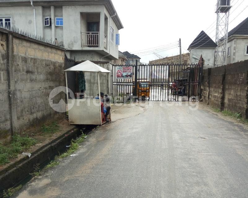 Residential Land Land for sale Gbalaja woji new layout Trans Amadi Port Harcourt Rivers - 2