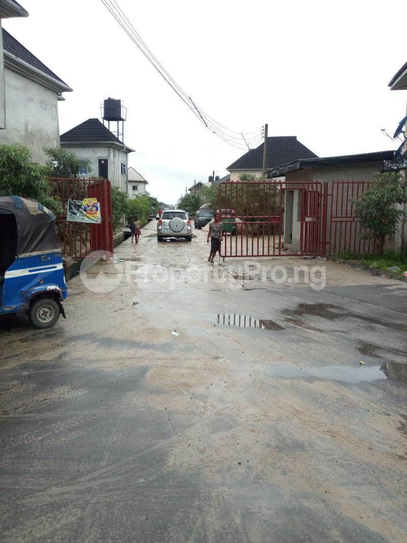 Residential Land Land for sale Gbalaja woji new layout Trans Amadi Port Harcourt Rivers - 3