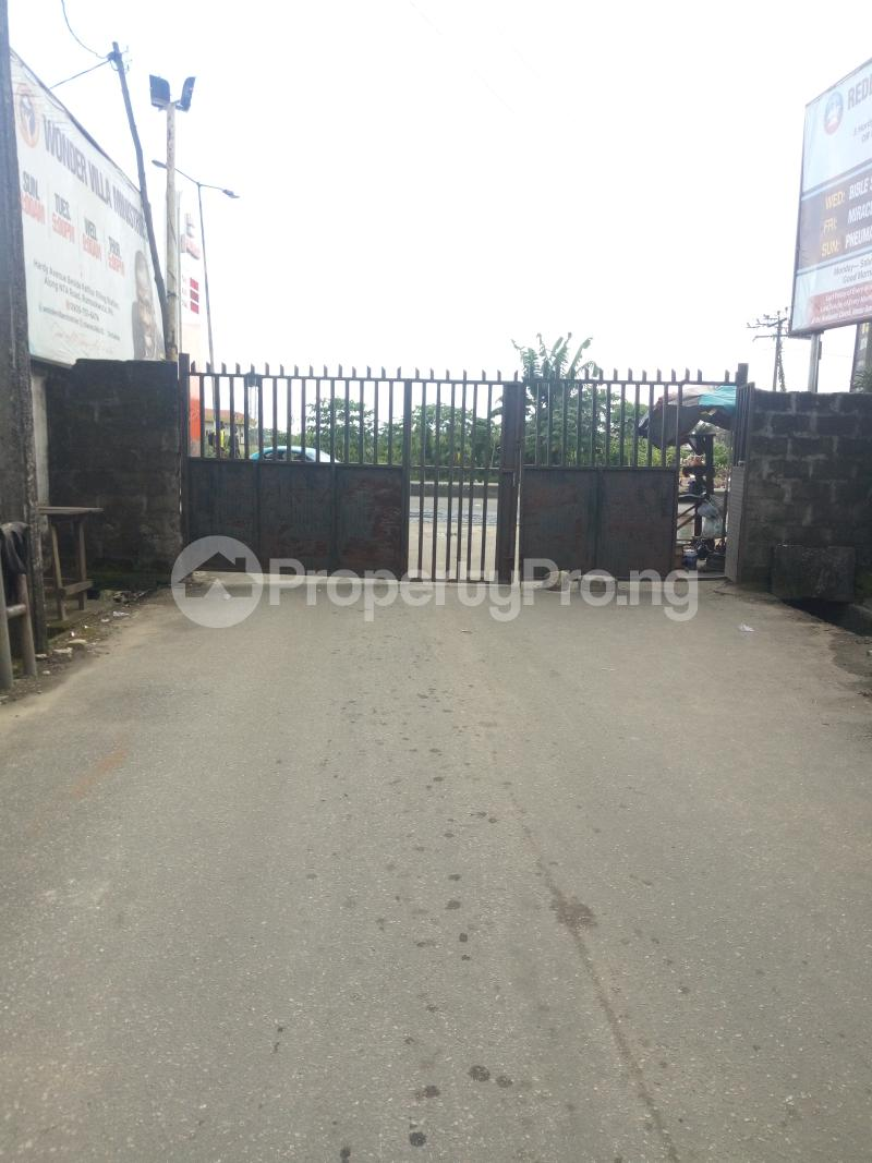 4 bedroom Commercial Land Land for sale Off Rumukwuta mgbuoba Magbuoba Port Harcourt Rivers - 1