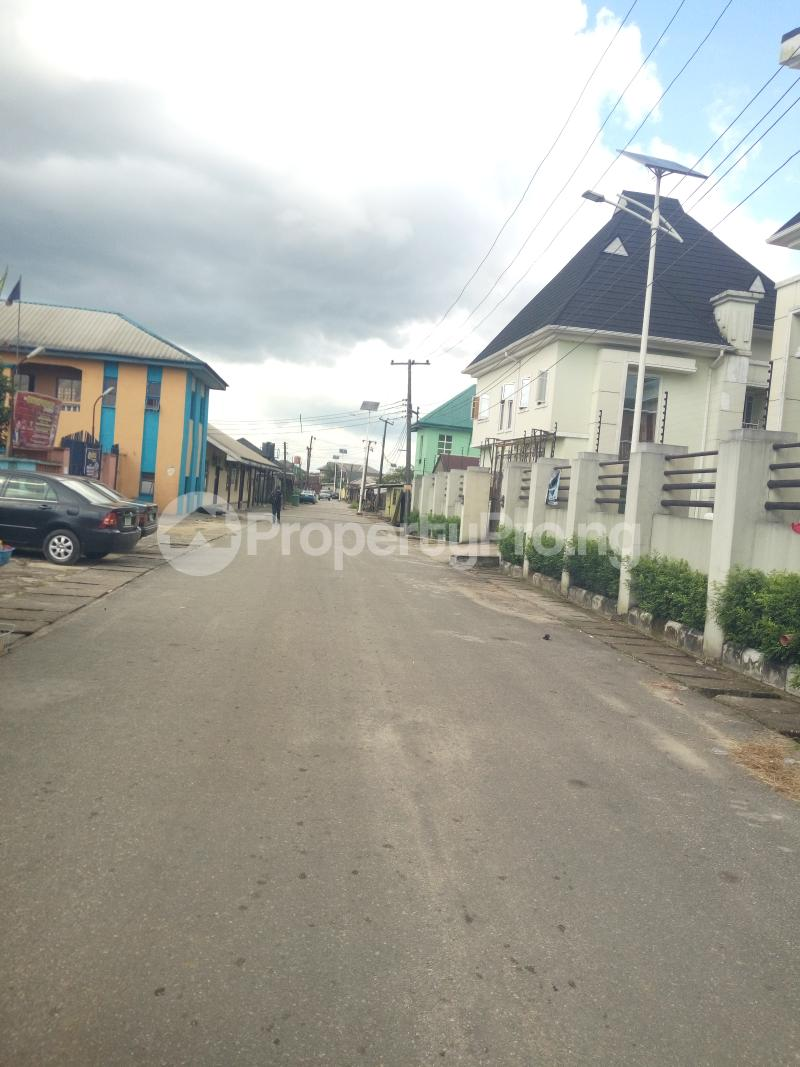 4 bedroom Commercial Land Land for sale Off Rumukwuta mgbuoba Magbuoba Port Harcourt Rivers - 0