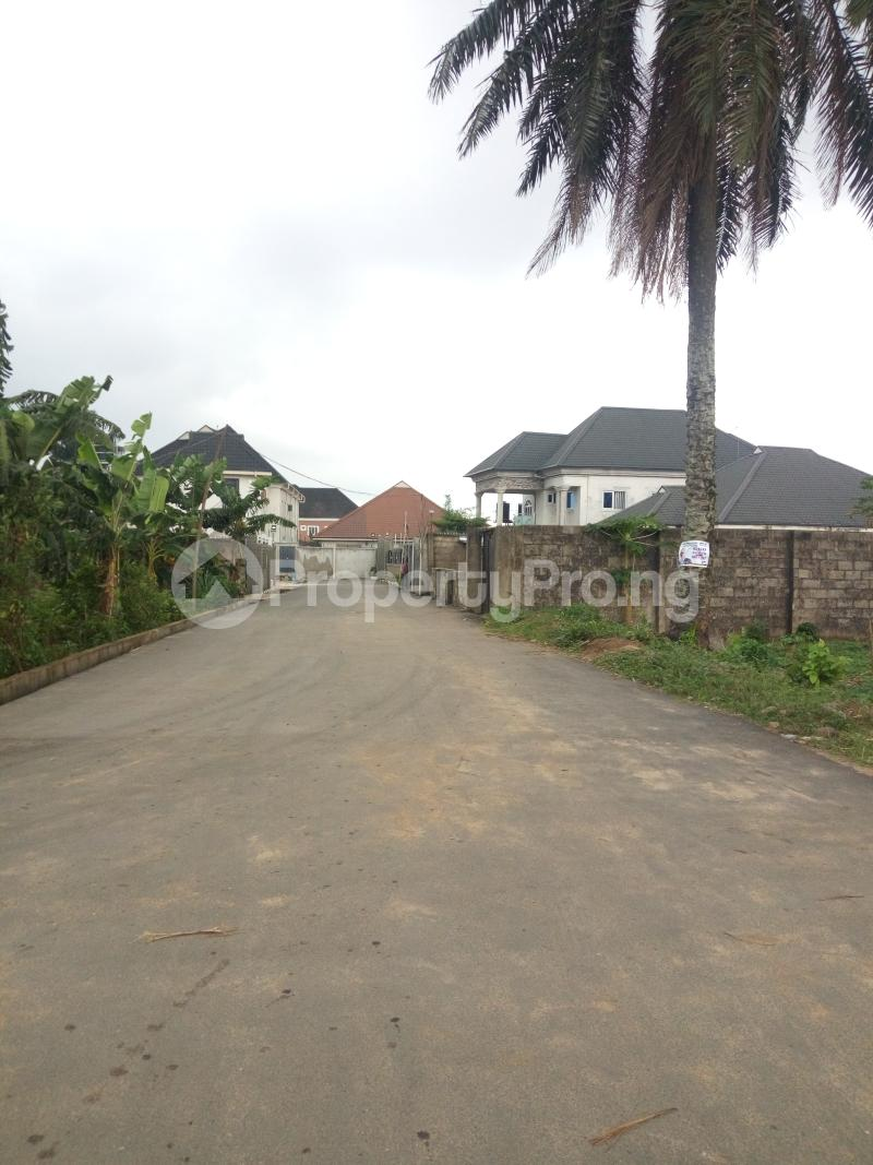 Land for sale AIT Estate Magbuoba Port Harcourt Rivers - 2