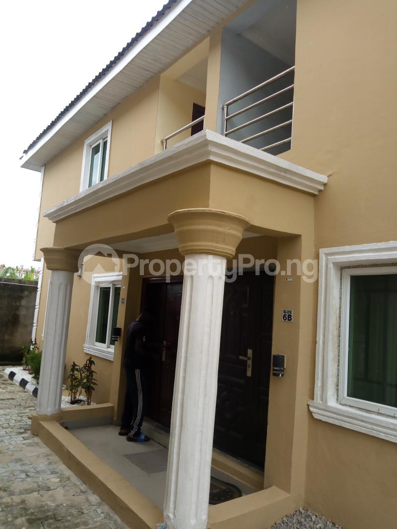 4 bedroom Semi Detached Duplex House for rent Hero court Estate Sangotedo Ajah Lagos - 0