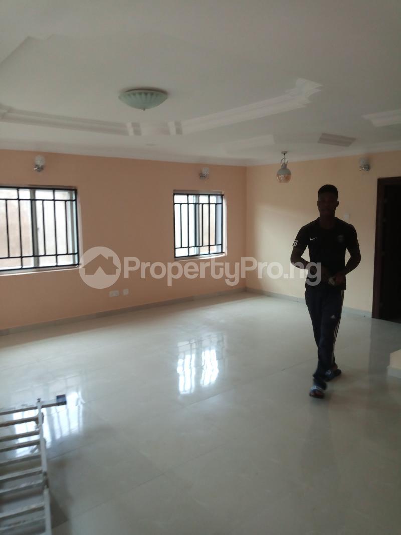 4 bedroom Semi Detached Duplex House for rent Hero court Estate Sangotedo Ajah Lagos - 1