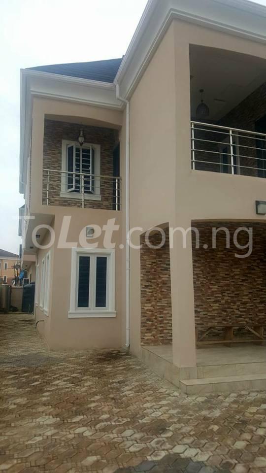 4 bedroom House for sale Sangotedo Peninsula Estate Ajah Lagos - 1
