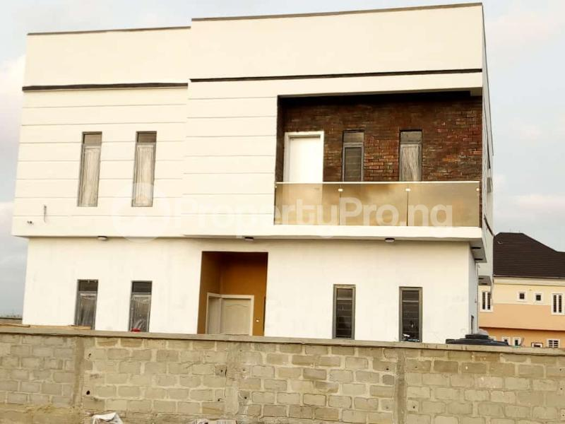 4 bedroom Detached Duplex House for sale LakeView Park 2 Estate, Orchid Hotel Road,  chevron Lekki Lagos - 1