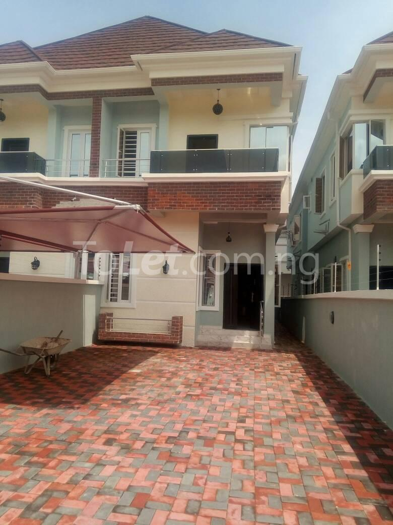 4 bedroom House for sale Westend Ikota Lekki Lagos - 0