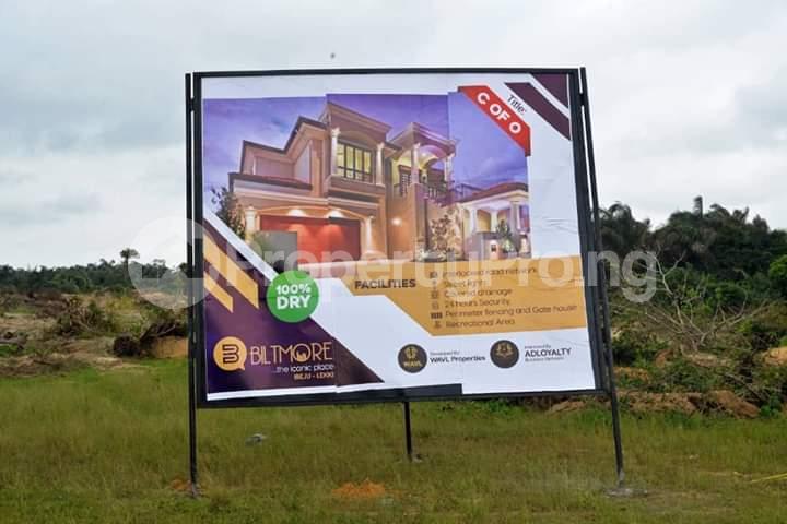 Land for sale *Bolorunpelu - Opposite The New Lekki International Airport, Ibeju - Lekki* Free Trade Zone Ibeju-Lekki Lagos - 2