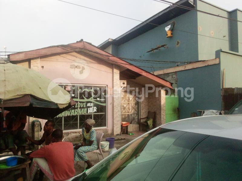 Office Space Commercial Property for sale Ogunlana drive Ogunlana Surulere Lagos - 1